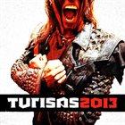 TURISAS Turisas2013 album cover