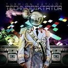 TURMION KÄTILÖT Technodiktator album cover