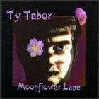 TY TABOR Moonflower Lane album cover