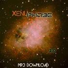 TY TABOR Xenuphobe 1.0: An Aural Journey album cover