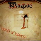 TYSONDOG Crimes of Insanity album cover