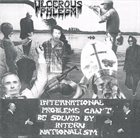 ULCEROUS PHLEGM International Problems Can't Be Solved by Intern Nationalism album cover