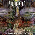 UMBAH Chaoss in the Skies album cover