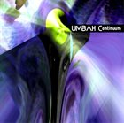 UMBAH Continuum album cover