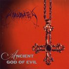 UNANIMATED Ancient God of Evil album cover