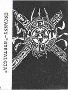 UNCANNY Nyktalgia album cover