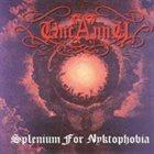 UNCANNY Splenium For Nyktophobia album cover