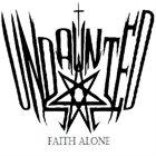 UNDAUNTED Faith Alone album cover