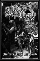 UNDER THE CHURCH Horrors From The Tomb album cover