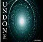 UNDONE (WA) Ashes album cover