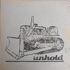 UNHOLD Unhold album cover