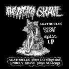UNHOLY GRAVE Agatho Grave album cover