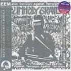 UNHOLY GRAVE Emergent Evil Mission album cover