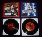 UNHOLY GRAVE Encore / Mortal Hatred album cover
