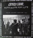 UNHOLY GRAVE Noise Against Fascism album cover