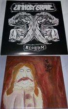 UNHOLY GRAVE Requiem / Untitled album cover