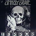 UNHOLY GRAVE Terror album cover