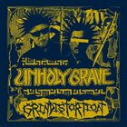 UNHOLY GRAVE Unholy Grave / David Carradine album cover