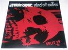 UNHOLY GRAVE Unholy Grave / Mind Of Asian album cover