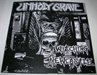 UNHOLY GRAVE Witching Newcastle album cover