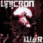 UNICRON War album cover
