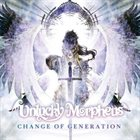 UNLUCKY MORPHEUS Change of Generation album cover
