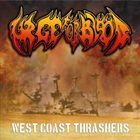 URGE FOR BLOOD West Coast Thrashers album cover