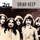 URIAH HEEP The Millenium Collection: The Best Of Uriah Heep (US) album cover