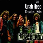 URIAH HEEP Greatest Hits (Germany) album cover