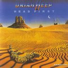 URIAH HEEP Head First album cover