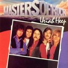 URIAH HEEP Masters Of Rock (South Africa) album cover