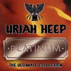 URIAH HEEP Platinum: The Ultimate Collection (South Africa) album cover
