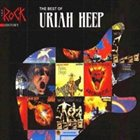 URIAH HEEP Rock History: The Best Of Uriah Heep (Greece) album cover