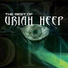 URIAH HEEP The Best Of (South Africa) album cover