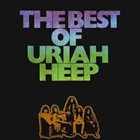 URIAH HEEP The Best Of Uriah Heep (Canada) album cover