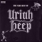 URIAH HEEP The Very Best Of (Scandinavia) album cover