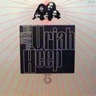 URIAH HEEP The Very Best Of Uriah Heep (Japan) album cover