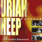 URIAH HEEP Uriah Heep Forever (Finland) album cover