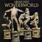 URIAH HEEP Wonderworld album cover