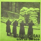 URUK-HAI Give Up On God album cover