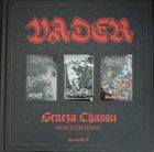 VADER Geneza Chaosu MCMLXXXIII - MCMXC album cover