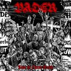 VADER Live In Necro Reich album cover