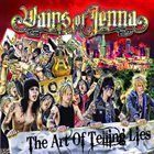 VAINS OF JENNA The Art Of Telling Lies album cover