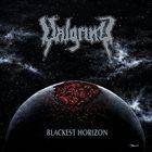 VALGRIND Blackest Horizon album cover