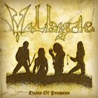 VALKYRIE Deeds Of Prowess album cover