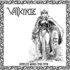 VALKYRIE (NJ) Complete Works 1985-1990 album cover