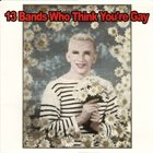 VARIOUS ARTISTS (GENERAL) 13 Bands Who Think You're Gay album cover