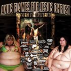 VARIOUS ARTISTS (GENERAL) Anus Flames For Jesus Christ Vol.1 album cover
