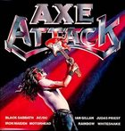 VARIOUS ARTISTS (GENERAL) Axe Attack album cover