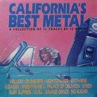 VARIOUS ARTISTS (GENERAL) California's Best Metal album cover